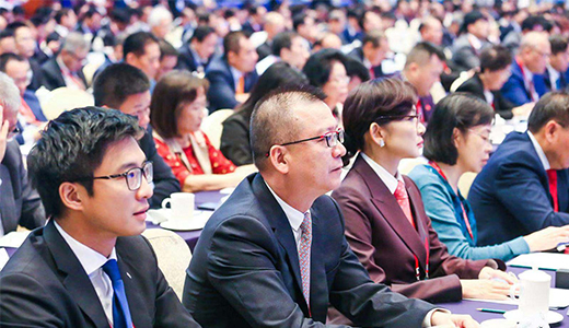 Mr. Joe Cheng participated in the first Overseas Chinese Conference in the Greater Bay Area