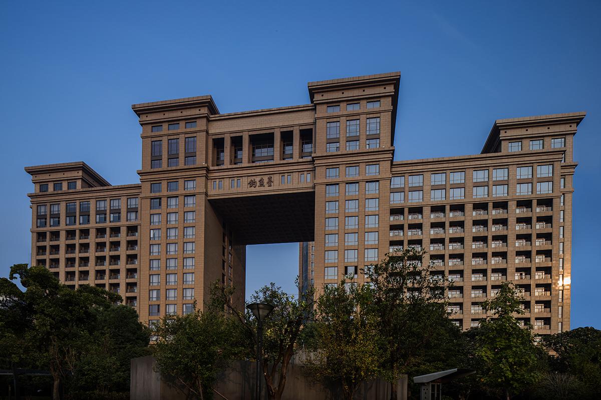 杭州泛海釣魚臺酒店