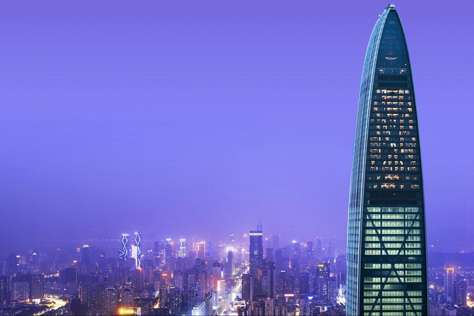 深圳瑞吉酒店