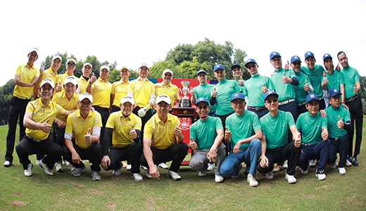 CCDGC celebrity ALL CHAMPS CUP ended successfully